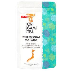 "CEREMONIAL MATCHA ""ORIGAMI TEA"""