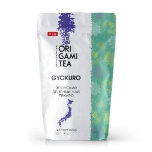 "GYOKURO ""ORIGAMI TEA"""