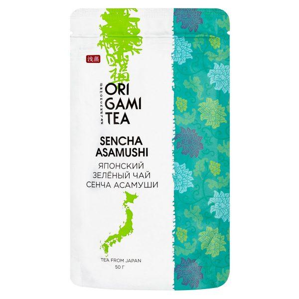 Сенча Асамуши, Origami Tea
